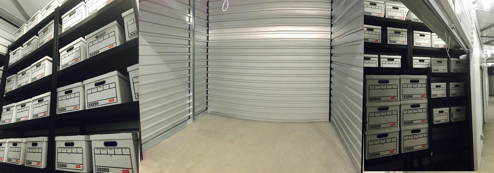 Mini Self Storage – view #03