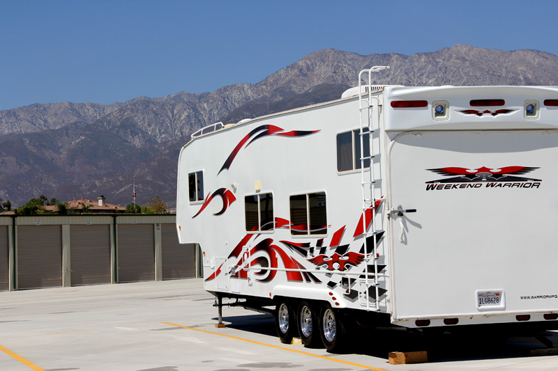 Convenient And Simple Local Rv And Vehicles Storage